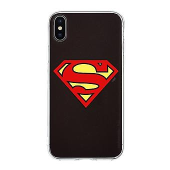 SUPERMAN Backcover Hoesje iPhone XS / X