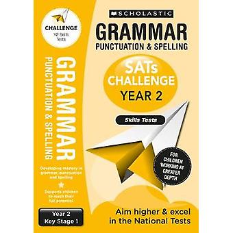 Grammar Punctuation and Spelling Skills Tests (Year 2) KS1 by Shelley
