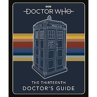 Doctor Who Thirteenth Doctors Guide