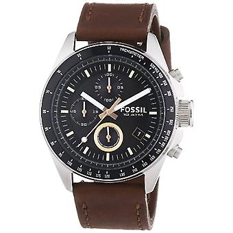 Quartz Chronograph men's watch with stainless steel band CH2885
