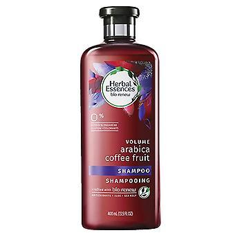 Herbal essences volume shampoo, arabica coffee & fruit, 13.5 oz