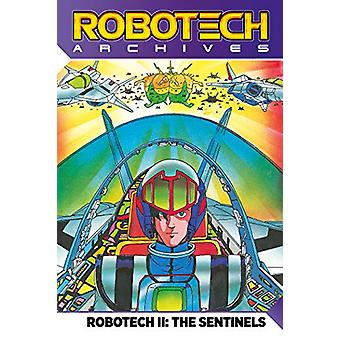 Robotech Archives - Robotech II - The Sentinels Volume 1 by Chris Ulm -