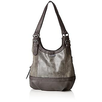 Tom Tailor 24417 Grey Women's Bag (Grey (grau 70)) 14x29x31 cm (B x H x T)