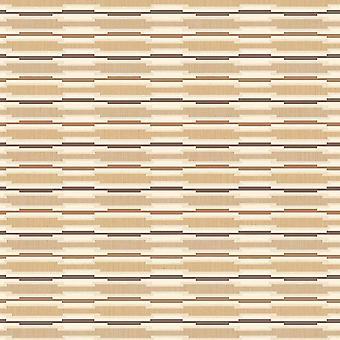 Retrospective Wallpaper Vintage Textured Retro Paste The Wall Cream Beige Brown