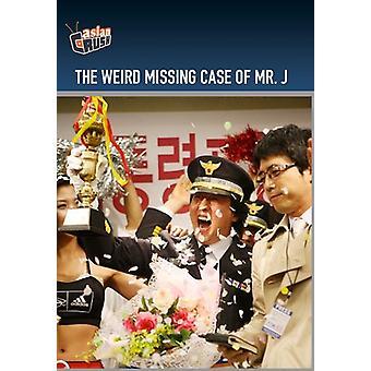 Weird Missing Case of Mr J [DVD] USA import