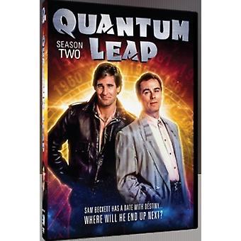 Quantum Leap: Season 2 [DVD] USA import