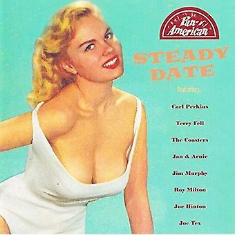 Steady Date [CD] USA import