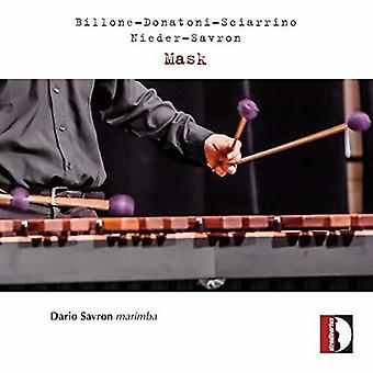 Billone / Savron - Mask [CD] USA import