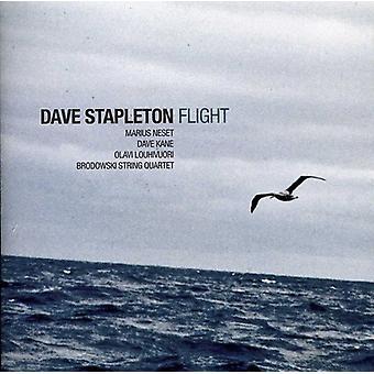 Dave Stapleton - Flight [CD] USA import
