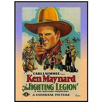 Ken Maynard - Fighting Legion 1930 [DVD] USA import