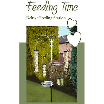 Rosewood Feeding Time Deluxe Bird Feeding Station