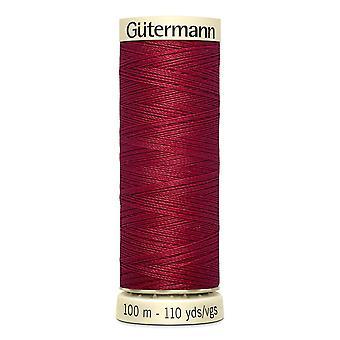 Gutermann Costura-tudo 100% Polyester Thread 100m Código de Cor da Mão e da Máquina - 384