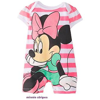 Baby Corp Minnie Mouse Romper Outfit