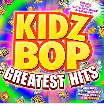 Kidz Bop Kids - Kidz Bop Greatest Hits [CD] USA import