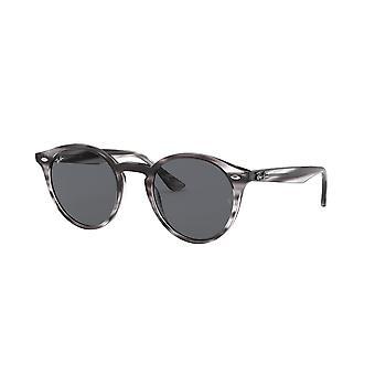 Ray-Ban RB2180 643087 Obnażone Szare Havana/Ciemnoszare okulary przeciwsłoneczne