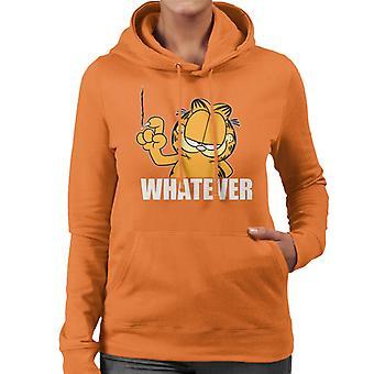 Garfield mitä tahansa Nail Wall Scratch naisten ' s huppari