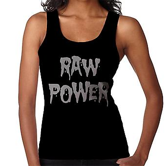 Iggy And The Stooges Raw Power Women's Vest