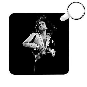 Prince Nude Tour 1991 Jazzy Shirt Key Ring