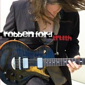 Robben Ford - Truth [CD] USA import
