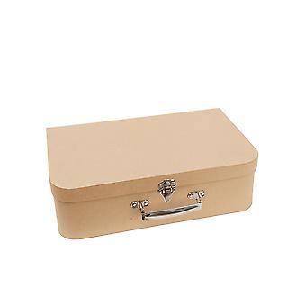 30cm Jumbo Best Quality Paper Mache Suitcase to Decorate | Papier Mache Shapes