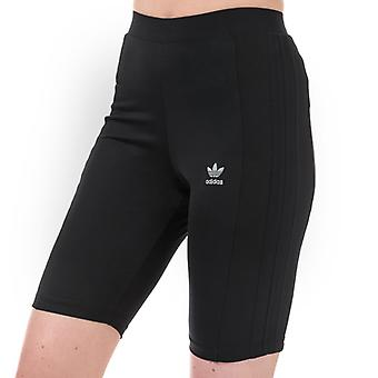 Kvinner&s adidas Originals Sykling Shorts i Svart