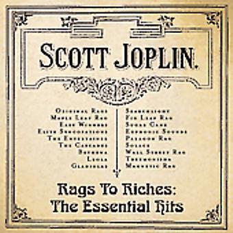 Scott Joplin - klude til rigdom: The væsentlige Hits af Scott Joplin [CD] USA import