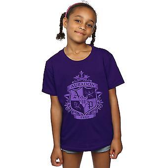 Disney Girls Descendenții Auradon Prep Crest T-Shirt