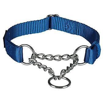 Trixie Nylon Strangler Premium Blu (Cani , Collari, guinzagli e pettorine , Collari)