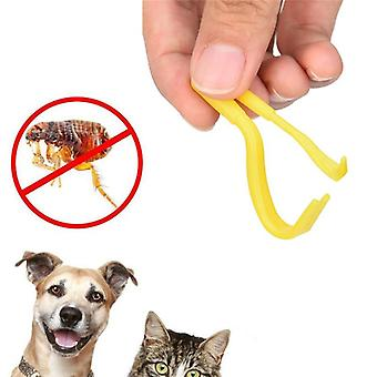 Tick Twister Fleas Remover Hooks Tool 2pcs - Tick Remover For Rabbit Cat Dog