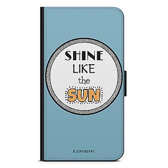 Bjornberry Plånboksfodral LG G5 - Shine Like The Sun