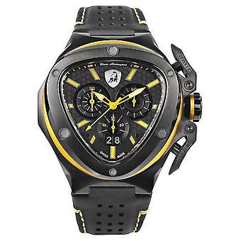 Tonino Lamborghini - Wristwatch - Men - SPYDER X - yellow - T9XE