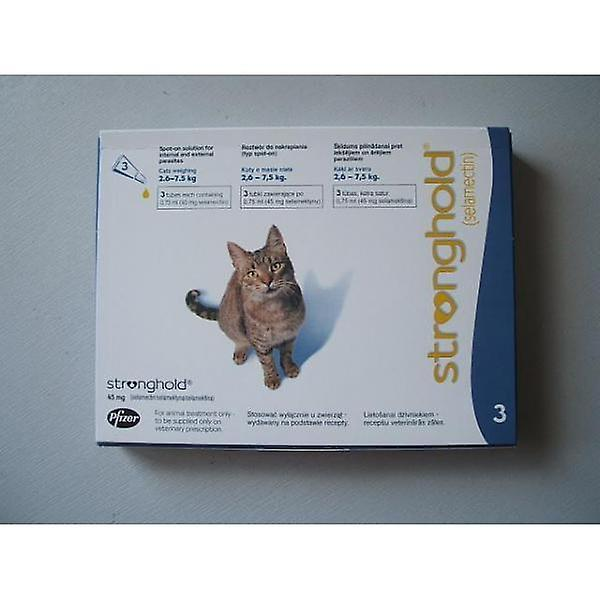 Stronghold Cat 3 pack
