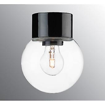 Ifo Electric Classic Globe Clear Glass ø200
