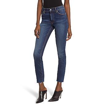 Hudson | Barbara High Waisted Super Skinny Ankle Jeans