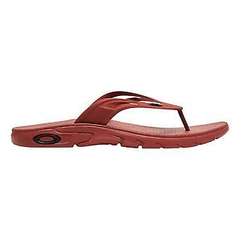 Oakley Ellipse Flip Flops - Spicy Red
