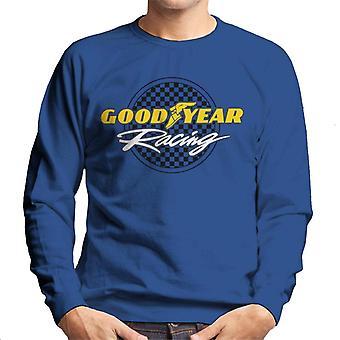 Goodyear Racing Logo Men's Sweatshirt