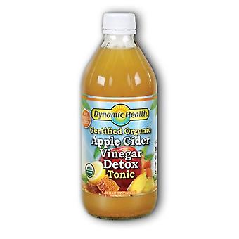 Dynamic Health Laboratories Apple Cider Vinegar, 16 Oz