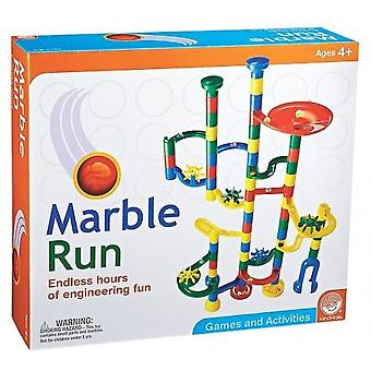 Mindware 70 piece marble run