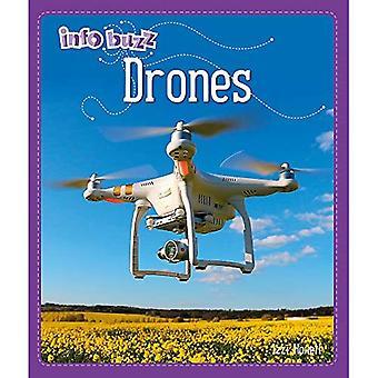 Info Buzz: S.T.E.M: Drones (Info Buzz: S.T.E.M)