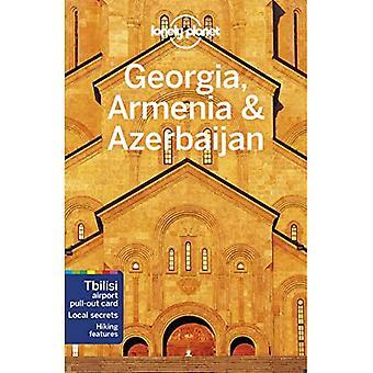 Lonely Planet Georgia, Armenia & Azerbaidžan (Matkaopas)