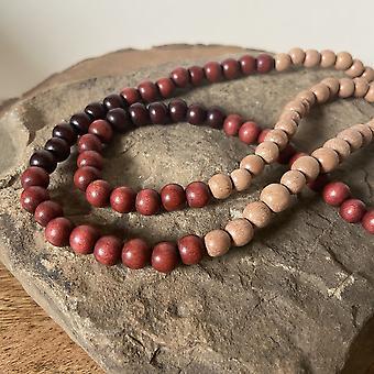 Perline di legno Malas