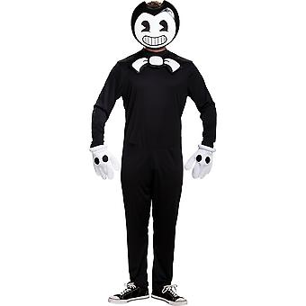 Men's Bendy Classic Costume - Bendy and the Ink Machine