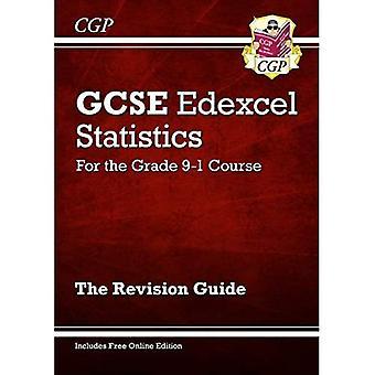 Ny GCSE Statistik Edexcel Revision Guide - for Grade 9-1 Kursus (med Online Edition)