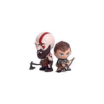 God of War God Of War Kratos & Atreus Mini Figure 2-Pack