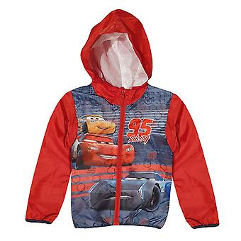 Disney cars kids hoodie jacket waterproof car1143swj