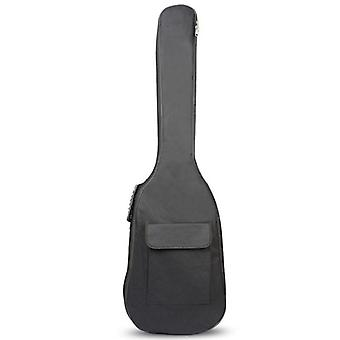 Waterproof Double Straps Bass Guitar Backpack Gig Bag For Electric Thickness