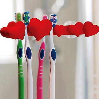 Heart Toothbrush Holder