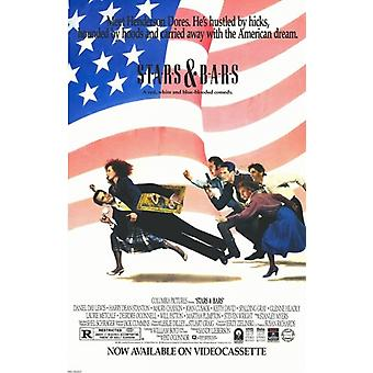 Stars And Bars Movie Poster (11 x 17)