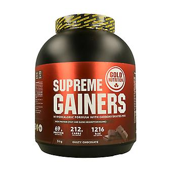 Supreme Gainers 3 kg of powder (Chocolate)