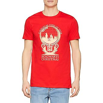 Harry Potter Unisex Adults Magical Time Design T-shirt